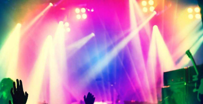 תאורה לאירועים
